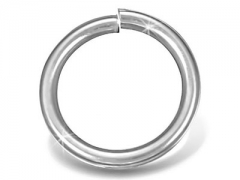 10 pcs Stainless Steel Jump Rings SPA-005