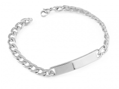 Pulsera en Acero Inoxidable  BS-1246A