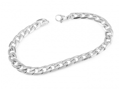 Pulsera en Acero Inoxidable  BS-1248A