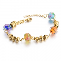 Pulsera en Acero Inoxidable  BS-1298