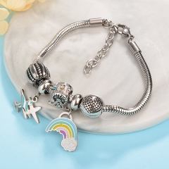 Pulsera en Acero Inoxidable  PBS-0036